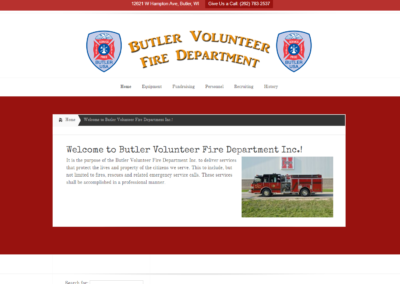 Butler Volunteer Fire Department