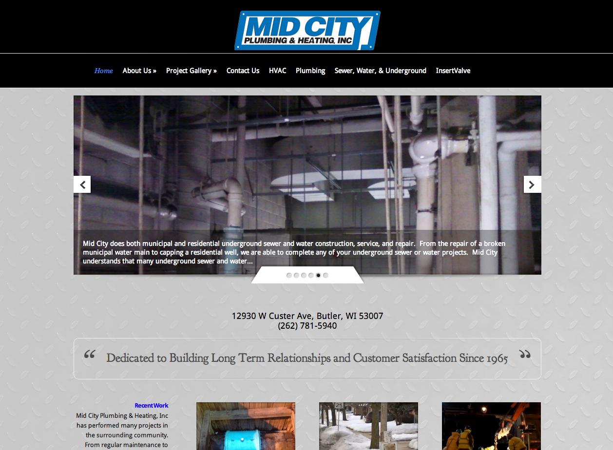 Mid City Plumbing