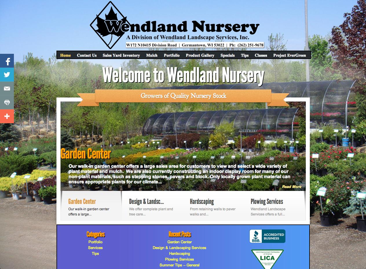 Wendland Nursery